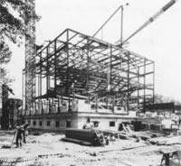 Construction of the Kansas City Scottish Rite Temple