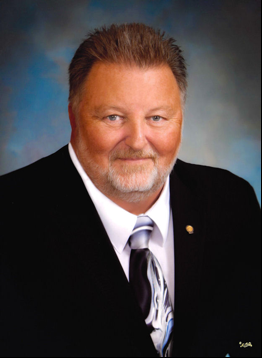 MWB Ronald D. Jones, Grand Master of the Grand Lodge of the State of Missouri AF&AM, 2017 - 2018