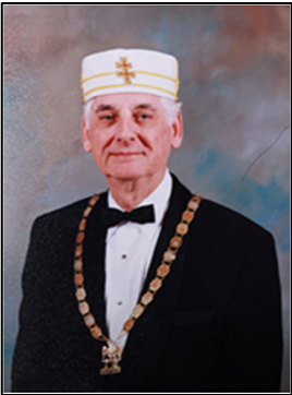 MWB William J. Hill, Grand Master of the Grand Lodge of the State of Missouri AF&AM, 1981 - 1982